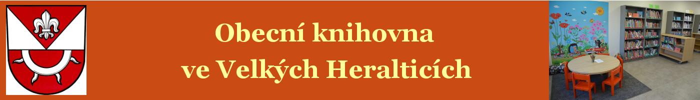 Obecní knihovna ve Velkých Heralticích